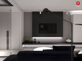 Modern bedroom design ideas with minimalist touch 16