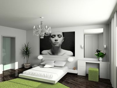 Modern bedroom design ideas with minimalist touch 17