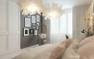 Modern bedroom design ideas with minimalist touch 51
