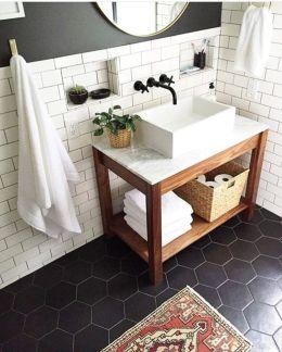 Modern small bathroom tile ideas 003