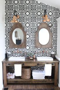 Modern small bathroom tile ideas 031