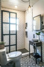 Modern small bathroom tile ideas 036