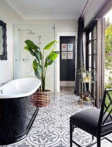 Modern small bathroom tile ideas 049
