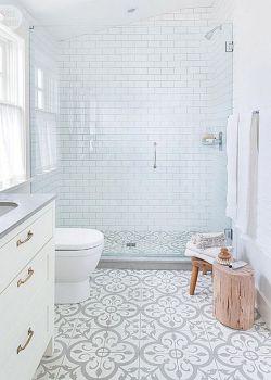 Modern small bathroom tile ideas 057