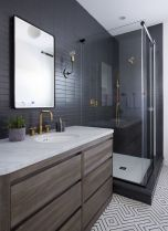 Modern small bathroom tile ideas 066