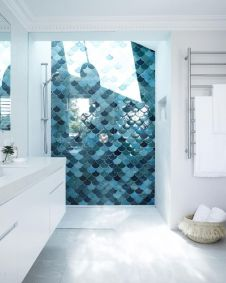 Modern small bathroom tile ideas 070