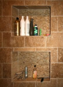 Modern small bathroom tile ideas 085