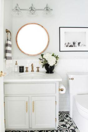 Modern small bathroom tile ideas 115