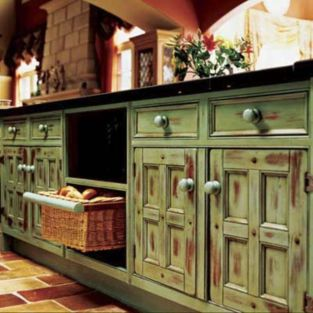 Old kitchen cabinet 13