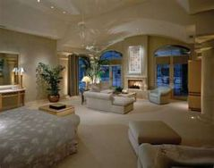 Stunning bedrooms interior design with luxury touch 29