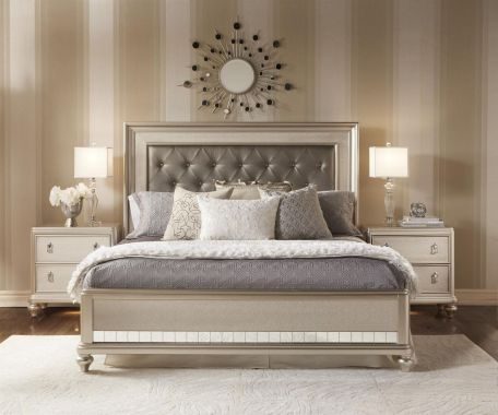Stunning bedrooms interior design with luxury touch 49