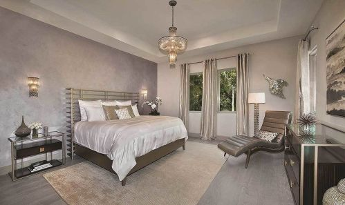 Stunning bedrooms interior design with luxury touch 86