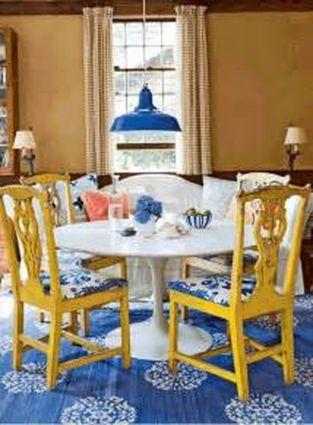 Stunning dining room area rug ideas 09