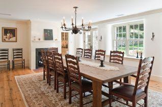 Stunning dining room area rug ideas 23