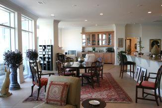 Stunning dining room area rug ideas 37
