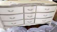 Stunning grey chalk paint furniture 22