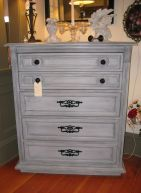Stunning grey chalk paint furniture 47