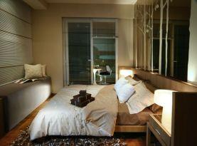 Stunning small apartment bedroom ideas 05