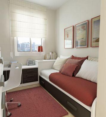 Stunning small apartment bedroom ideas 06