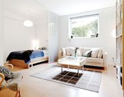 Stunning small apartment bedroom ideas 14