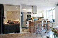 Stunning small apartment bedroom ideas 18