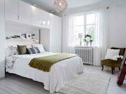 Stunning small apartment bedroom ideas 48
