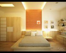 Stunning small apartment bedroom ideas 50