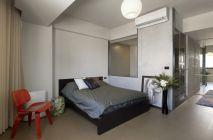 Stunning small apartment bedroom ideas 51