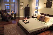 Stunning small apartment bedroom ideas 70