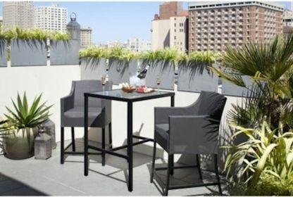 Stylish small patio furniture ideas 09
