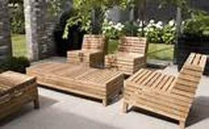 Stylish small patio furniture ideas 12