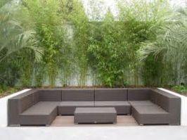 Stylish small patio furniture ideas 13