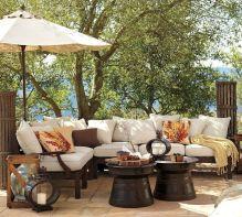 Stylish small patio furniture ideas 27