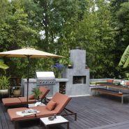 Stylish small patio furniture ideas 30