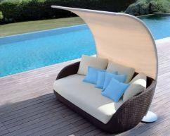 Stylish small patio furniture ideas 52