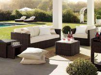 Stylish small patio furniture ideas 57
