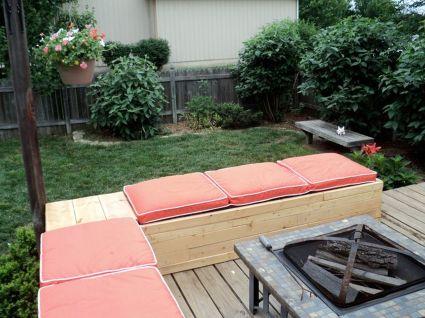 Stylish small patio furniture ideas 62