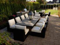 Stylish small patio furniture ideas 63