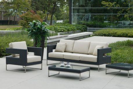 Stylish small patio furniture ideas 67