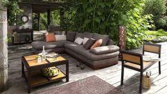 Stylish small patio furniture ideas 70