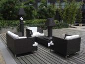 Stylish small patio furniture ideas 75