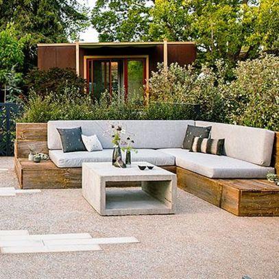 Stylish small patio furniture ideas 82