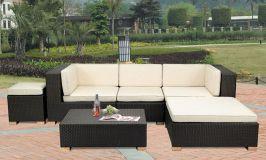 Stylish small patio furniture ideas 83