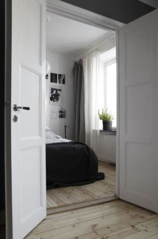 Stylish wooden flooring designs bedroom ideas 25