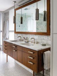 Stylish wooden flooring designs bedroom ideas 33