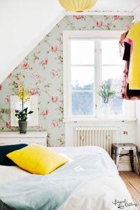 Stylish wooden flooring designs bedroom ideas 62