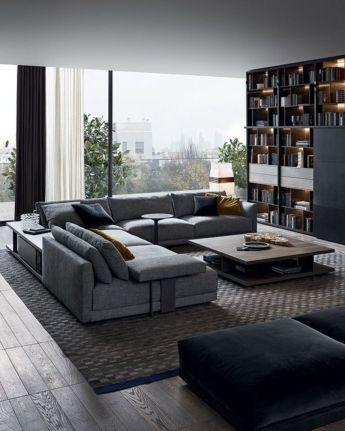 Stylish and modern apartment decor ideas 025