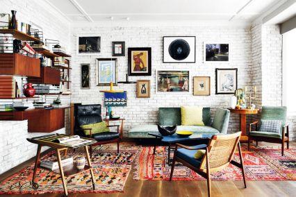 Stylish and modern apartment decor ideas 074