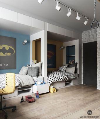 Stylish and modern apartment decor ideas 080