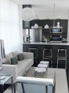 Stylish and modern apartment decor ideas 088